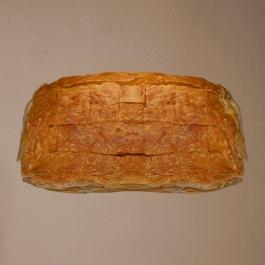 Σπανάκι Τυρί Χειροποίητη Χωριάτικη Οικογ. Τετράγωνη