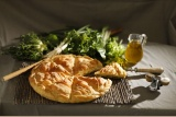 Organic Handmade Spinach - Leek Pie