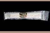 6 Organic Whole Grain Emmer Handmade Pie Fyllo with Carob Dust
